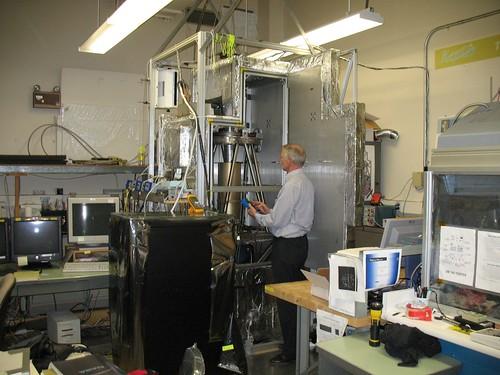 David Koch, NASA Ames
