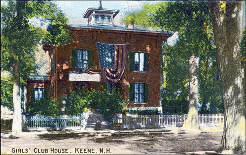 Girls' Club House in Keene NH