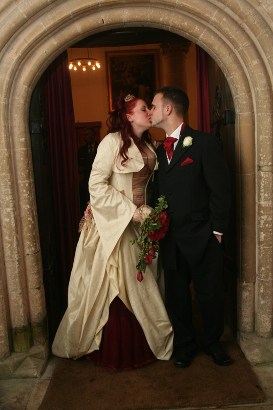 First proper kiss!!