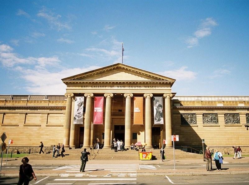 悉尼悉尼可能是澳大利亚最大的城市。在世界级的艺术博物馆,艺术,艺术,世界上最贵的东西,不会是什么?