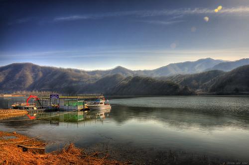 Lake to Nami Island (1)