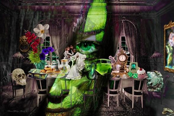 Envy's Table (Eight Hidden Keys)
