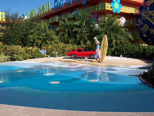 Disney Pop Century Resort Classic years