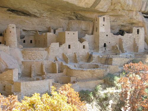 Mesa Verde Cliff Palace by webmink