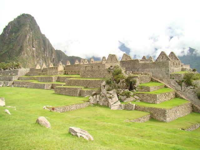 Machu Picchu -Foto: Mariana Martins