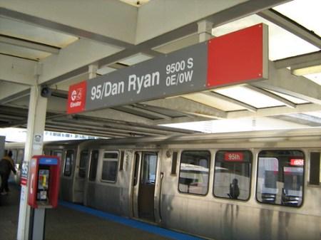 95/Dan Ryan CTA Red Line