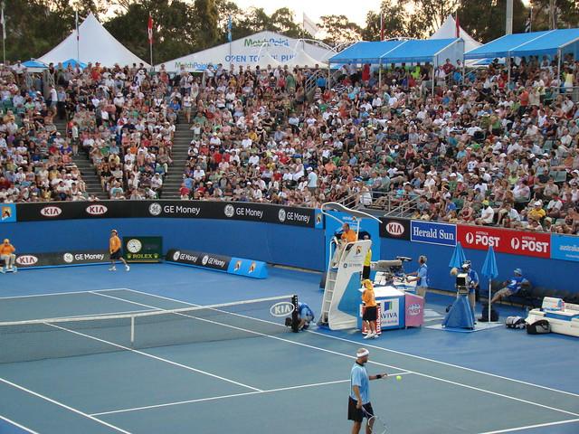 2009-01-20 Australian Open Tennis 234