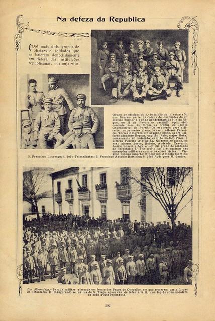 Ilustração Portugueza, No. 686, April 14 1919 - 15 by Gatochy