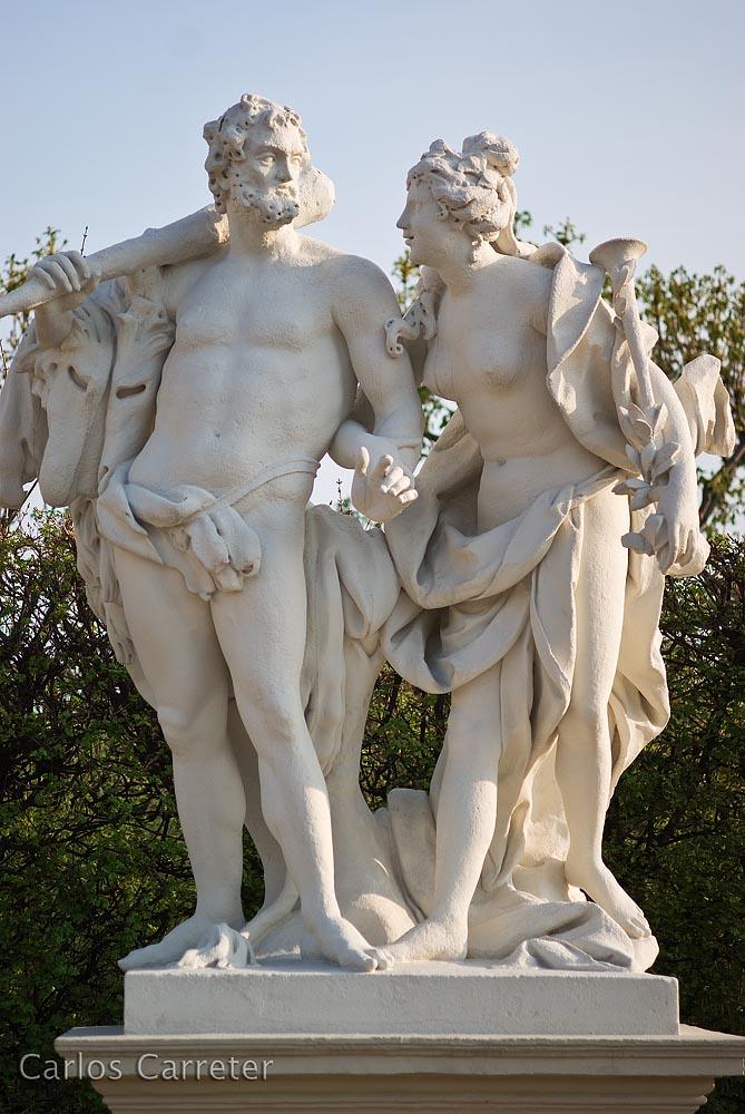 Figuras - Belvedere