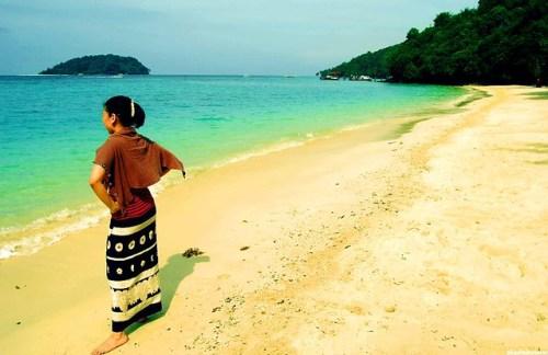 Manukan Island Sabah, Malaysia.
