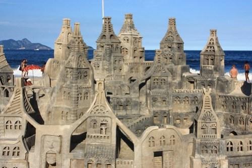 Castelo em Copacabana / Castle at Copacabana
