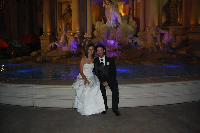 Wedding to Las Vegas