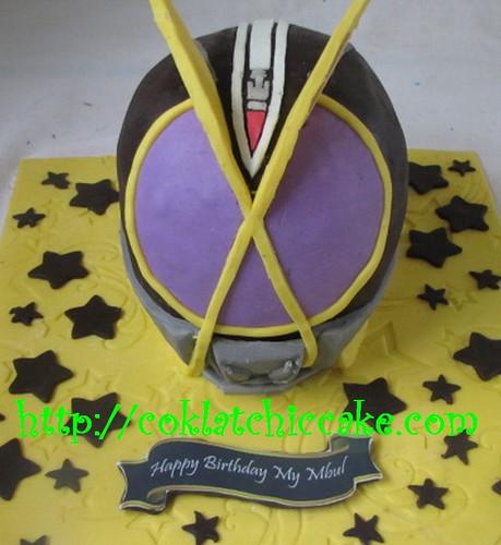 Kue ulang tahun KAIXA