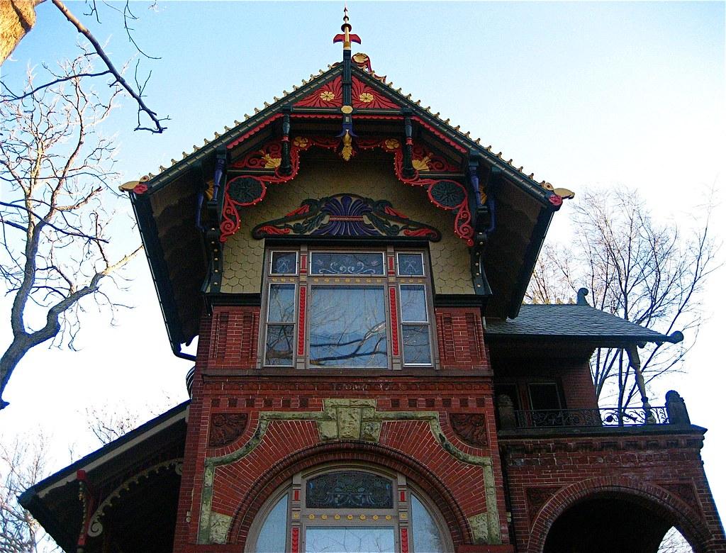 Hermann Weinhardt House 1888 Nrhp 79000831 2137 W