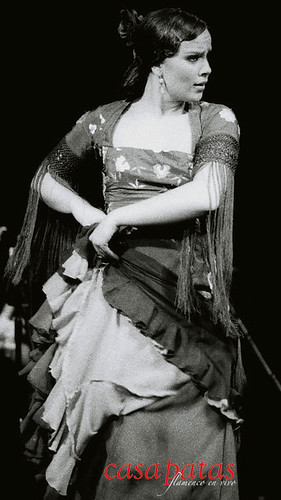 Claudia Cruz en Casa Patas. Foto: Martín Guerrero