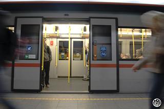 U-Bahntür