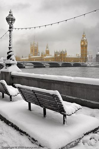 Snow in London II