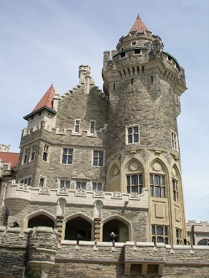 Casa Loma Castle, Toronto Ontario by heather0714
