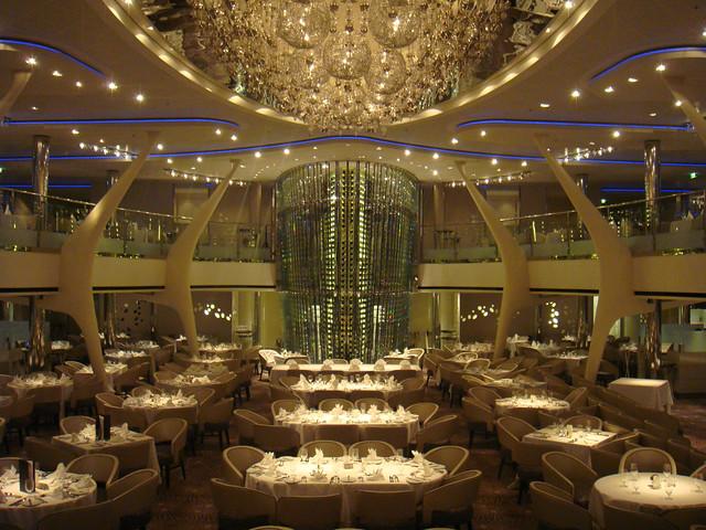 Celebrity Solstice Adam Tihany Restaurant Grand Epernay