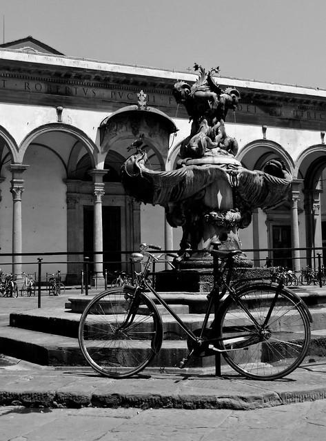 Piazza della Santissima Annunziata - Firenze - IT