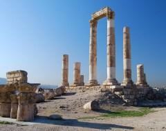 Jordan - Amman - Citadel