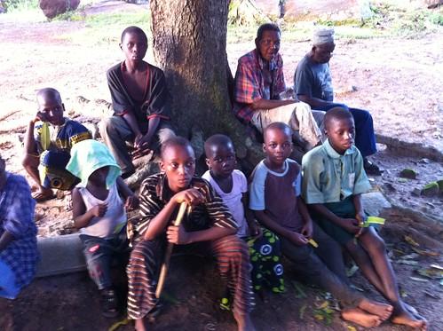 Iberekodo Leper Colony Abeokuta - The Children by Jujufilms