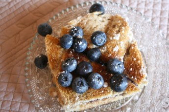 Bluberry French Toast