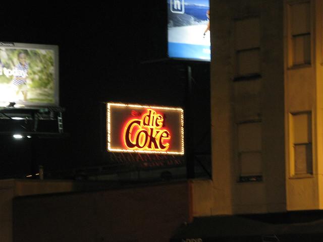 die Coke