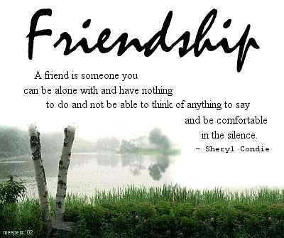 Friendship - 'Bond With The Best'