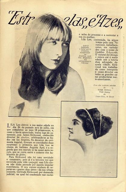 Ilustração Portuguesa, No. 917, September 15 1923 - 18 by Gatochy