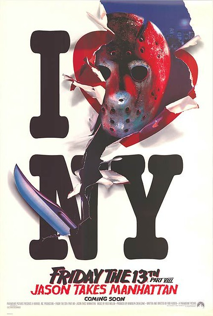 F13 8: Jason takes Manhattan