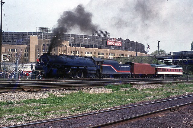 Freedom Train Cleveland Ohio June 1975