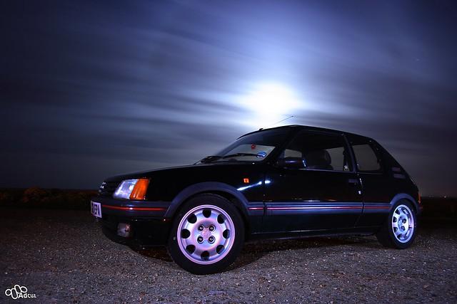1989 Peugeot 205 Gti Flickr Photo Sharing