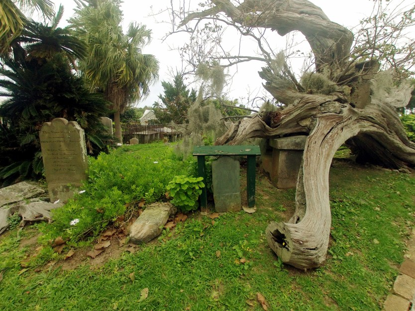St Peters Cemetery.