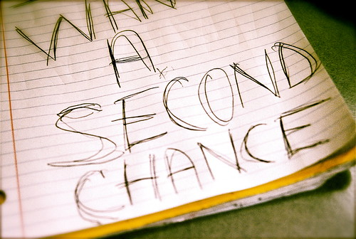 I Want A Second Chance