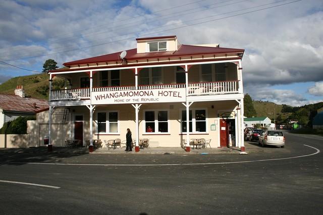 Whangamomona Hotel