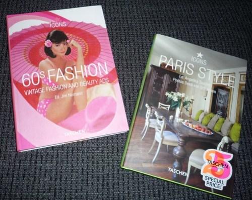 My 2 New Taschen Books