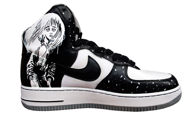 Nancy Custom Air Force 1