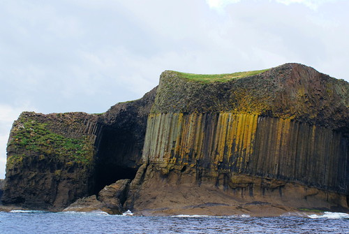 Impregnable Staffa by little_frank