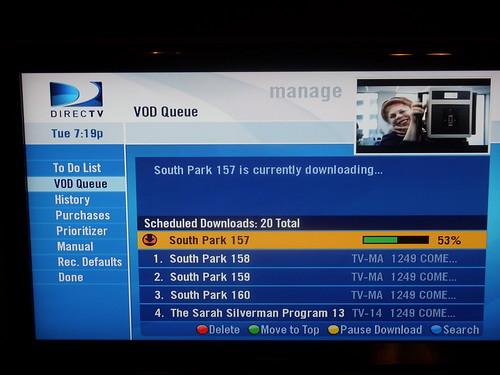 DirecTV DVR