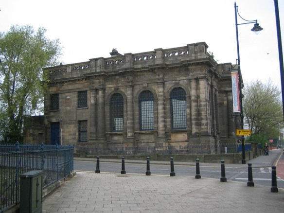 Cleveland Club, National And Provincial Bank, Middlesbrough