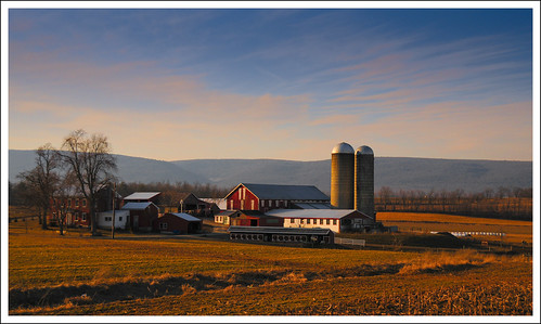 Pennsylvanian Farm