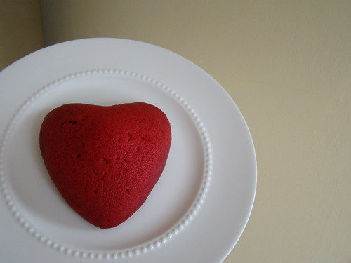 Red Velvet Heart 021409