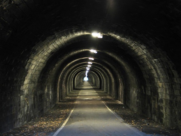 The Innocent Railway Tunnel, Edinburgh