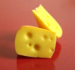 Cheesy Gouda Earrings