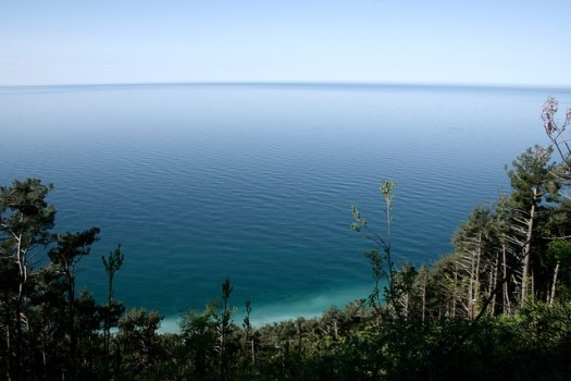 view on the Black Sea