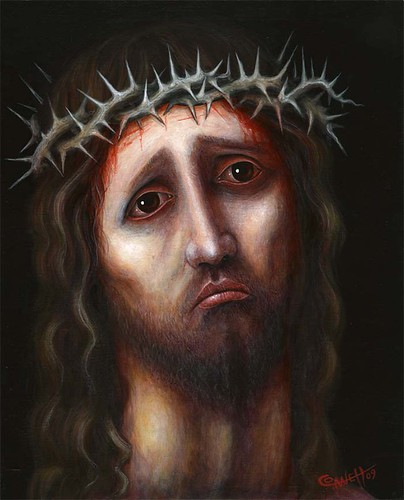 Christ Portrait #4