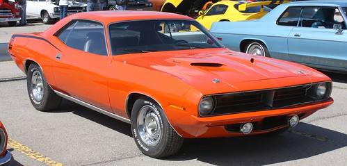 1970 Cuda 383 hardtop