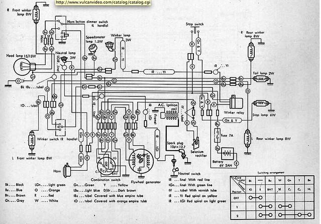 Honda s65 wiring diagram   Flickr  Photo Sharing!