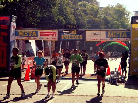 Medio Maratón ESPN